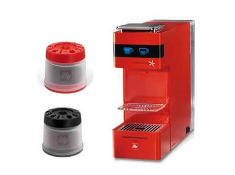 13198 Amici (Illy) Espresso Maschine Y3