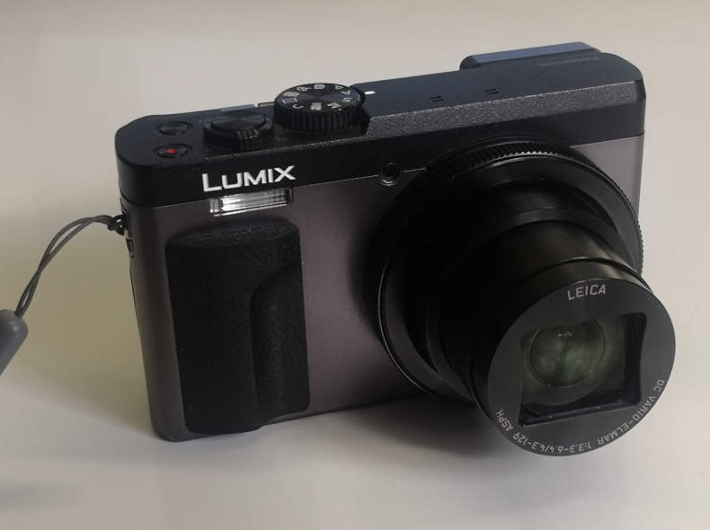 13206 Panasonic Lumix Kamera inkl 16GB SD