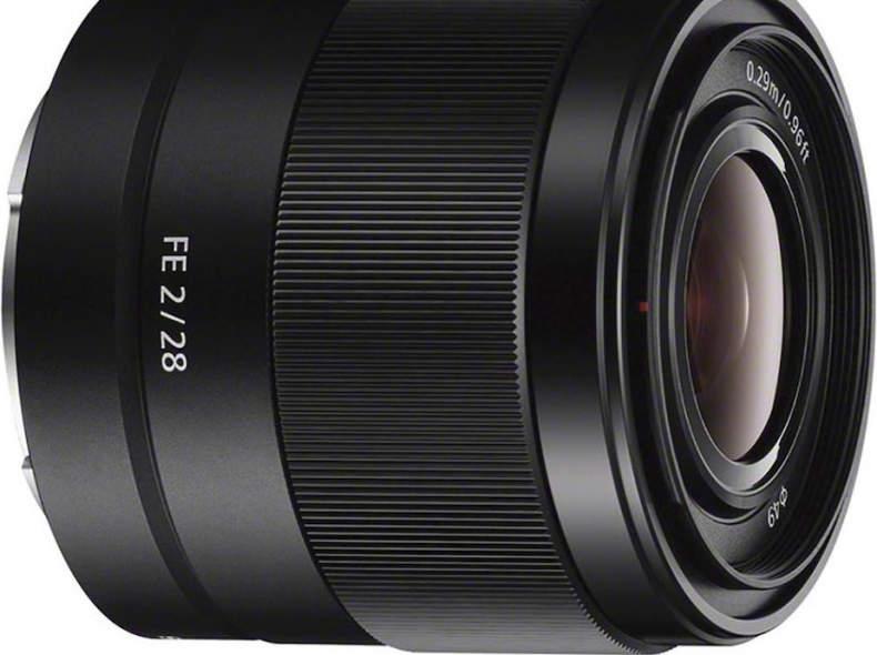 13225 Sony FE 28mm f/2, Full Frame