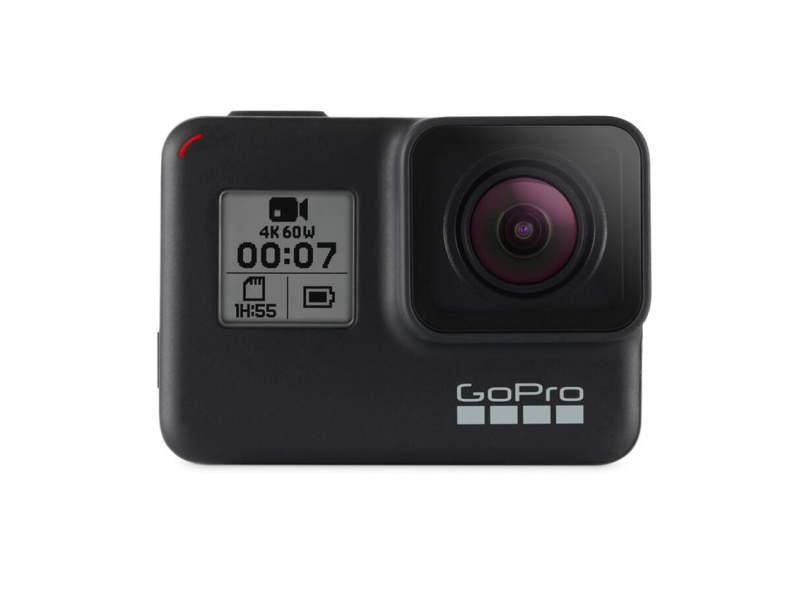 13226 GoPro Hero 7 Black, viel Zubehör