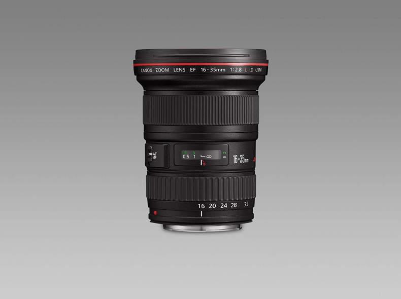 13241 canon ef 16-35mm f/2.8 L ii usm