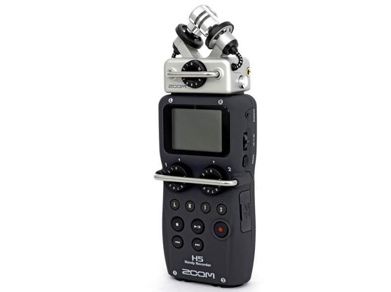 13243 Zoom H5 - Audiorecorder