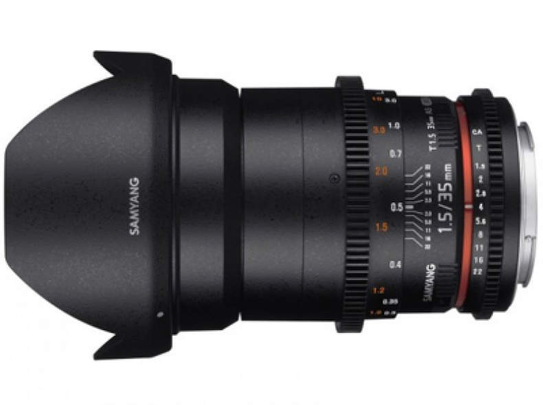 13301 Samyang Canon Mount 35mm F1.5