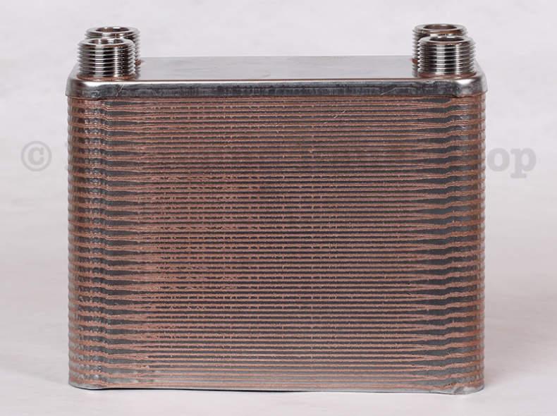 13320 Plattenwürzekühler 60 Platten NIRO