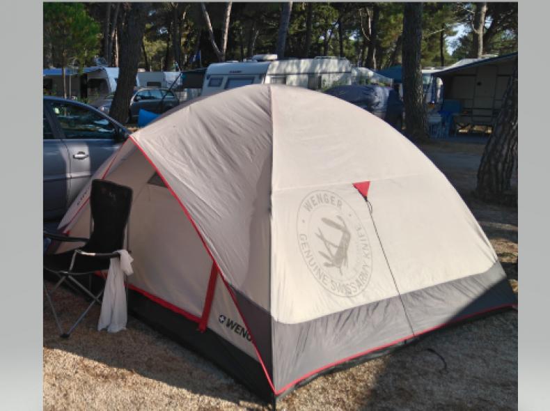13324 Zelt für 3 Personen