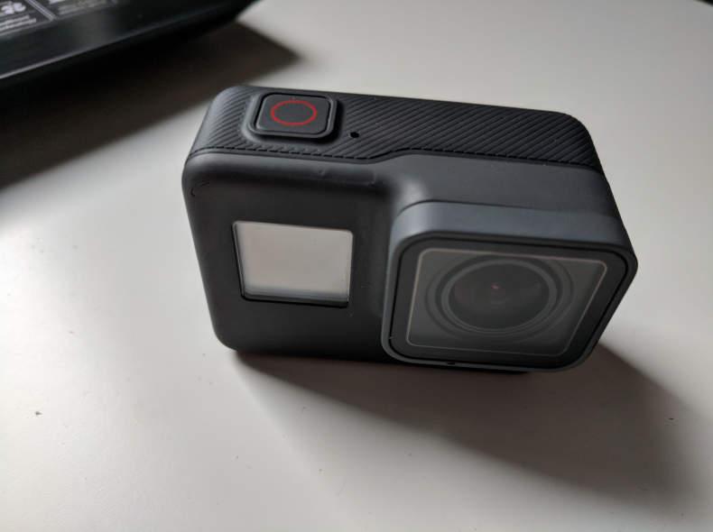 13348 GoPro Hero 5 mit 32GB SD und 2 Akku