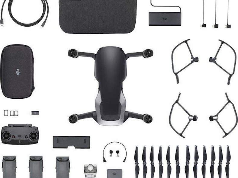 13359 Dji Mavic Air + Fly More Bundle