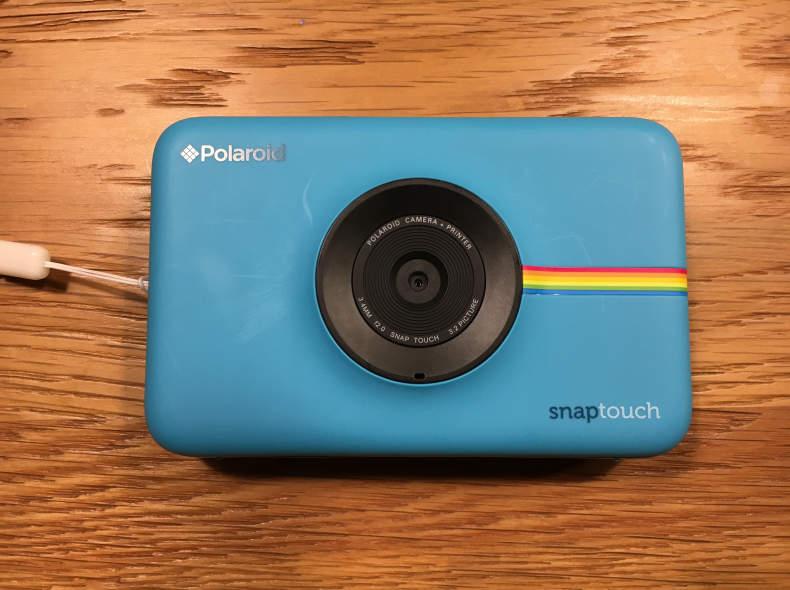 13409 Polaroid snaptouch PartyCam