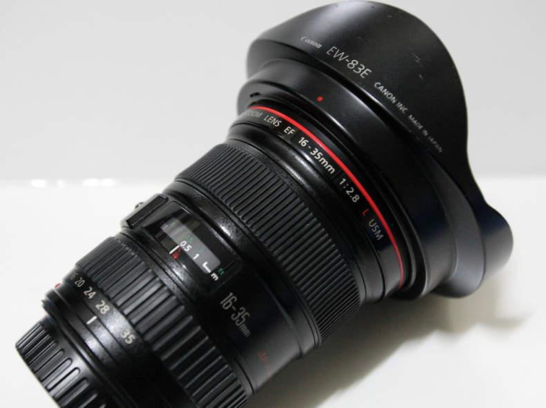 13459 Canon EF 16-35mm 2.8 L