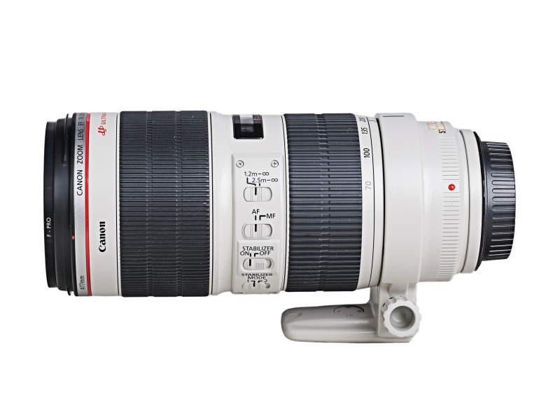 13460 CANON EF 70mm-200mm f/2,8L IS II
