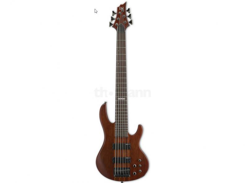 13522 Basse 6 cordes (ESP)