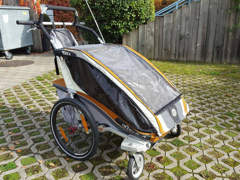 13535 Veloanhänger Chariot CX2