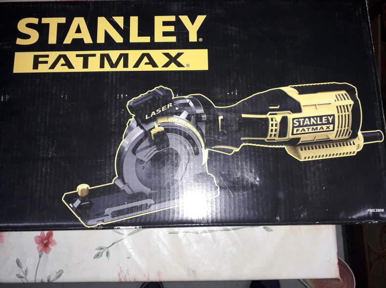 13573 Handkreissäge Stanley