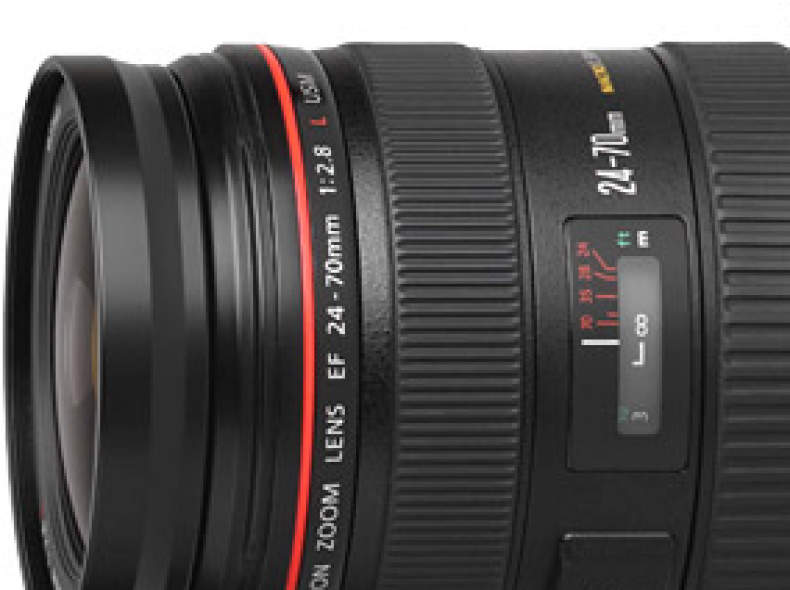 13598 Canon EF 24-70mm f/2.8 L USM