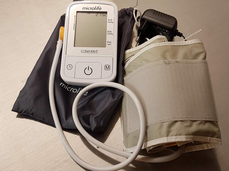 13633 Blutdruckmessgerät Microlife