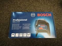 13642 Kreuzlinienlaser Bosch GCL 2-15