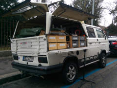 13656 Produktionsbus (Full Equiped)