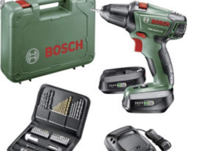 13691 Bosch Akkubohrer PSR 14.4 LI