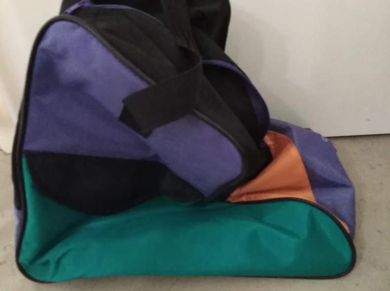 13725 Skischuhe-Tasche