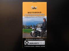 13733 Motorradkarten Nord-/Ostdeutschland