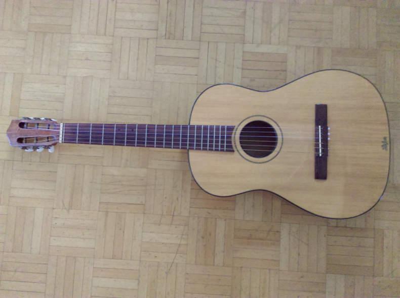 13812 Höfner Gitarre