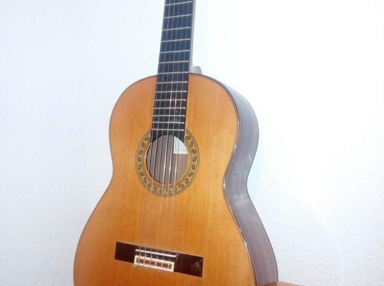 13848 Klassische Gitarre 3/4