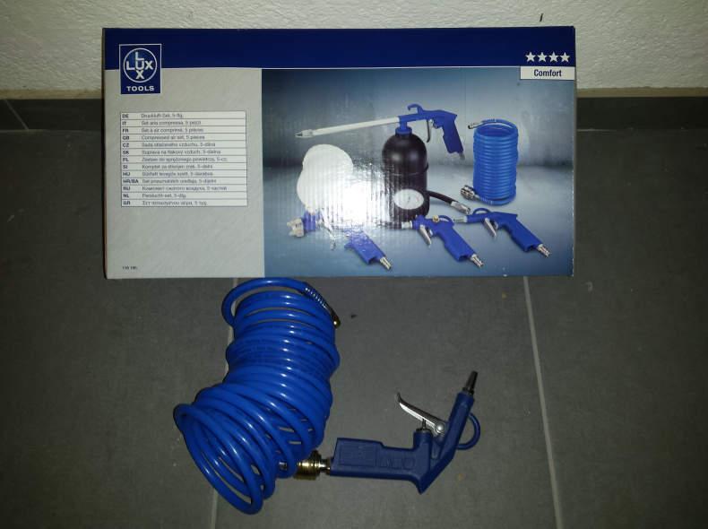 13861 Druckluft-Set