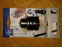13882 Bohrfutter Adapter auf SDS-plus