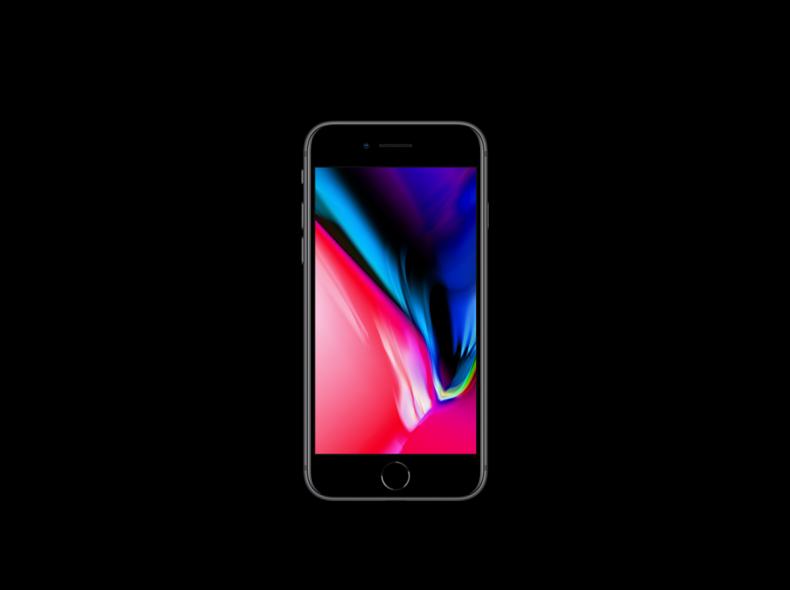 13914 Apple iPhone 8 256GB Space Gray