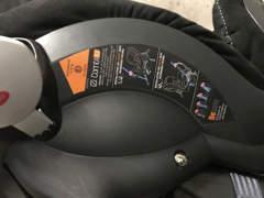 13915 Kindersitz BeSafe IZI Combi X3 0-18