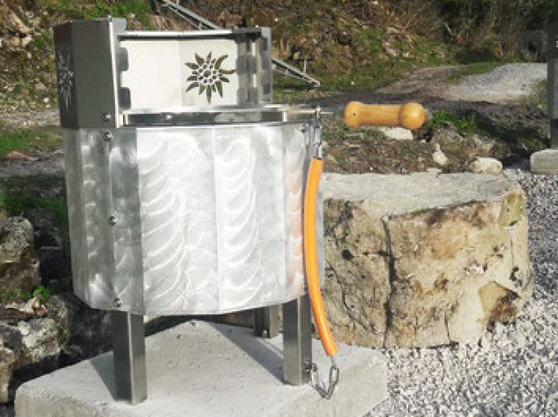 13925 Kontiki Pyrolyse Biochar Grill