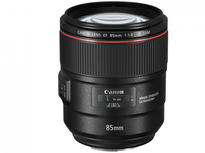 13983 Canon EF 85mm f/1.4L IS USM