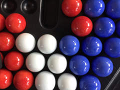 14002 Abalone Kugelspiel für 2-4 Spieler