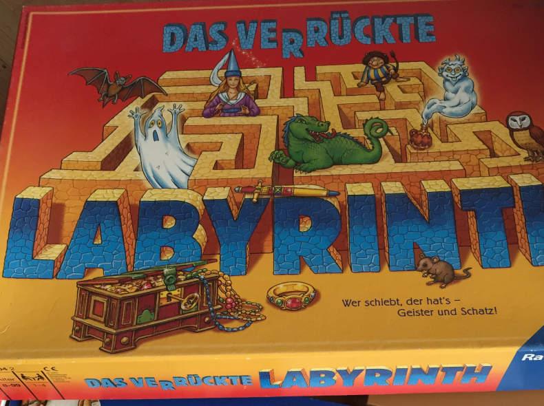 14004 Das verrückte Labyrinth
