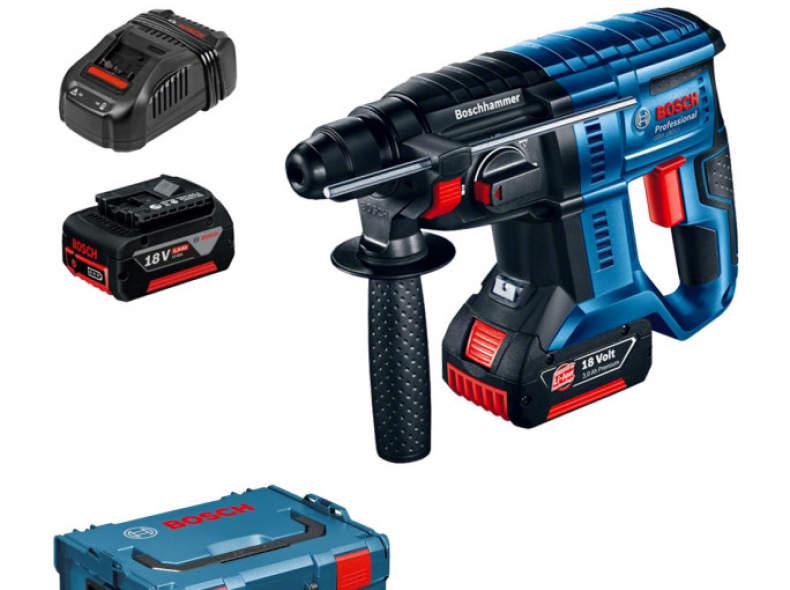 14019 Bosch Akku-Bohrhammer Professional