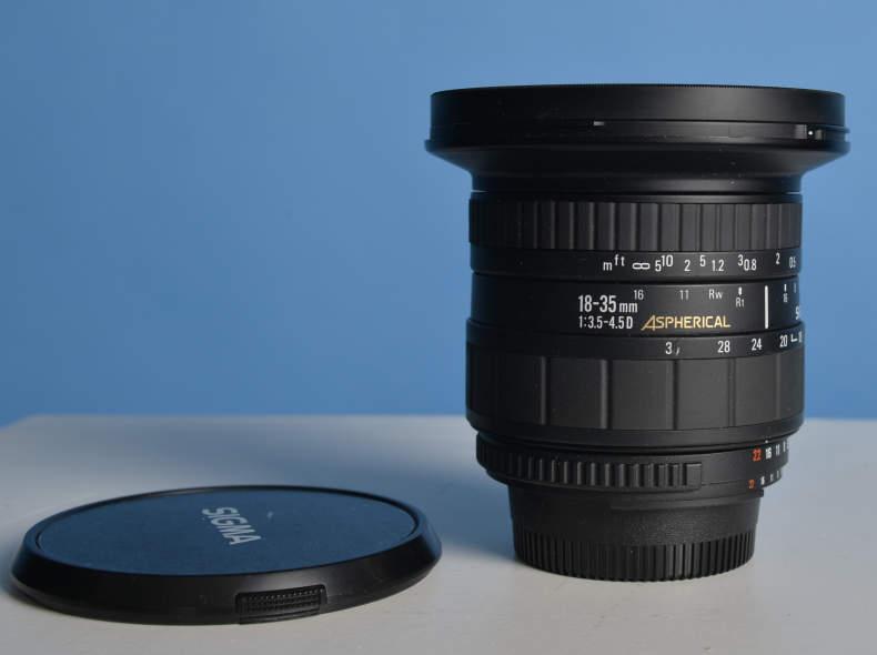 14033 Objektiv 18-35mm für Nikon FX