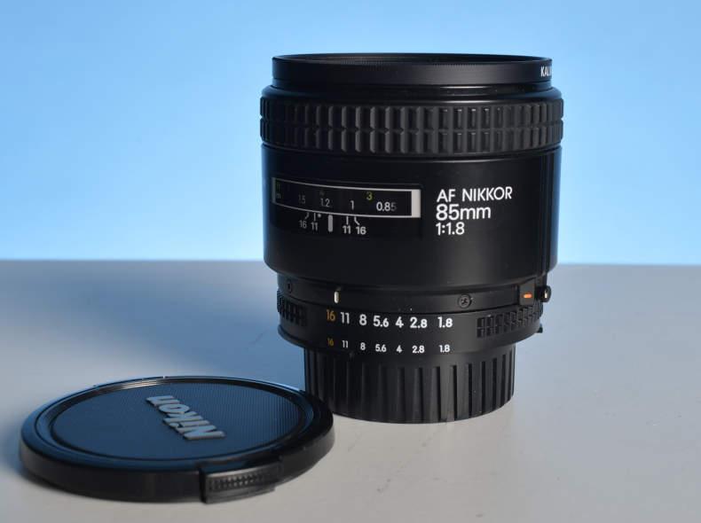 14034 Objektiv 85mm für Nikon