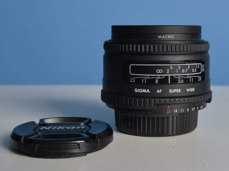 14035 Objektiv 24mm für Nikon