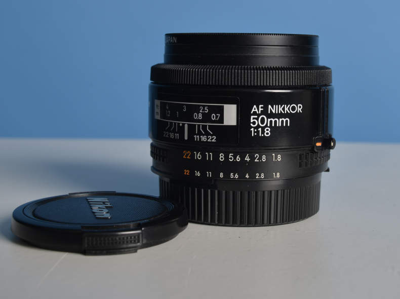 14036 Objektiv 50mm für Nikon
