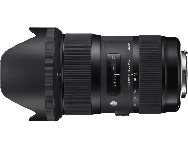 14053 Sigma 18-35mm, f/1.8 ART, Canon