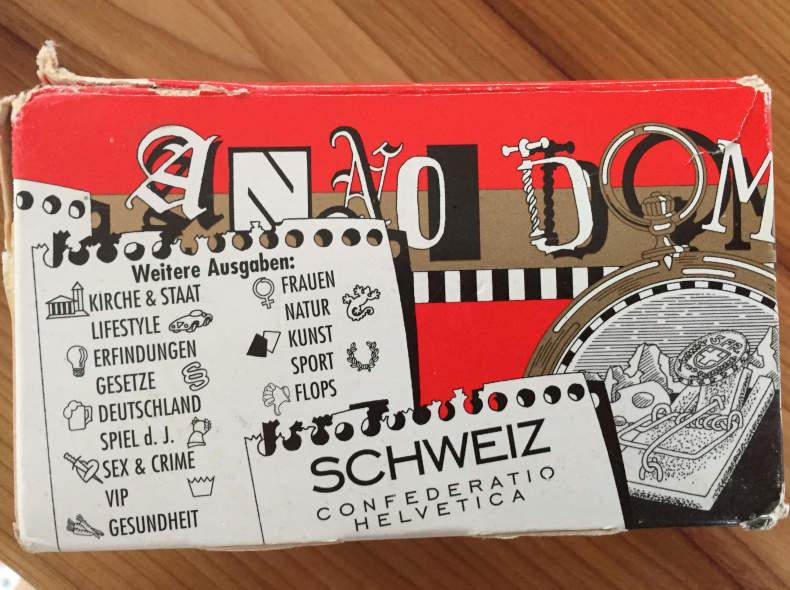 14063 Annodomini Schweiz Spiel