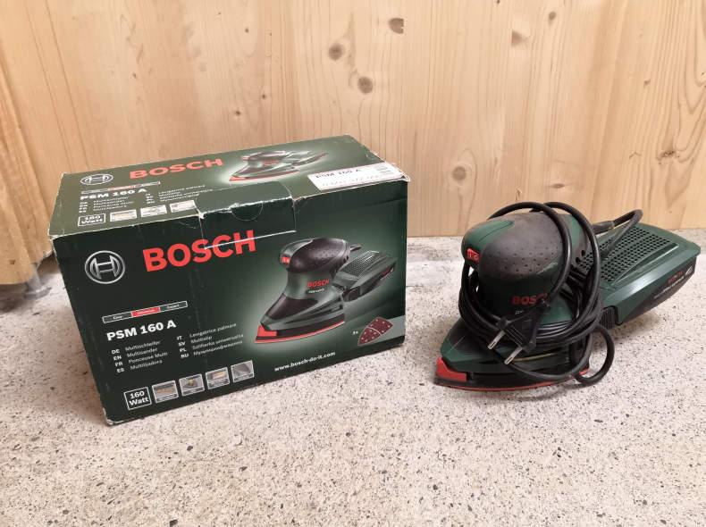 14094 Schleifgerät Bosch PSM 160 A