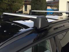 14121 Dachträger/ Lastenträger Volvo XC40
