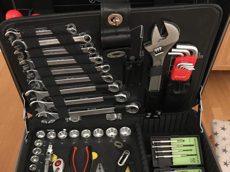 14127 Werkzeugkoffer