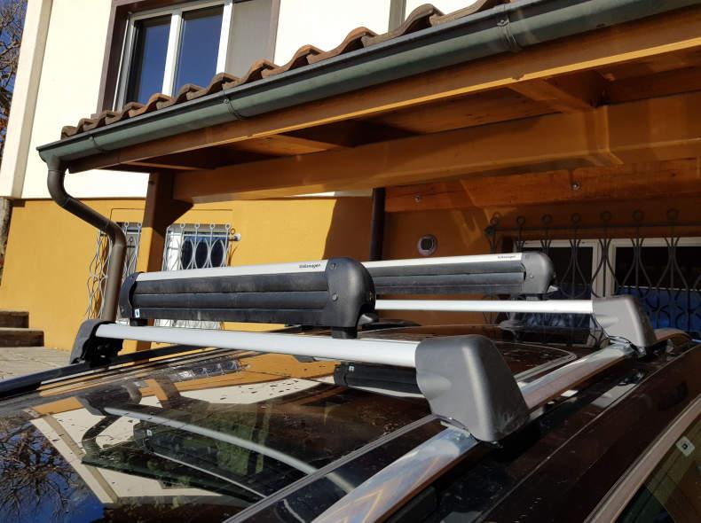 14266 Dachträger für VW Sharan (ab 2010)