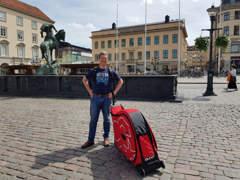 14267 Fahrradkoffer für (Flug) Reisen