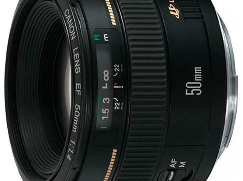 14326 Canon 50mm f/1.4 Objektiv