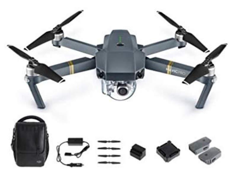 14328 Drohne DJI MAVIC PRO - Fly more