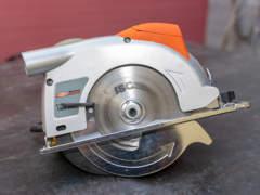 14356 Handkreissäge Einhell 1500 Laser
