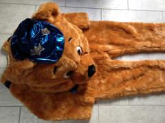 14433 Maskottchen Bären Kostüm